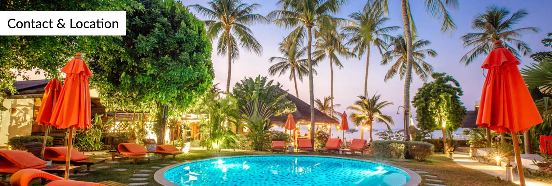 Secret Garden Beach Resort & Restaurant, Koh Samui, Thailand