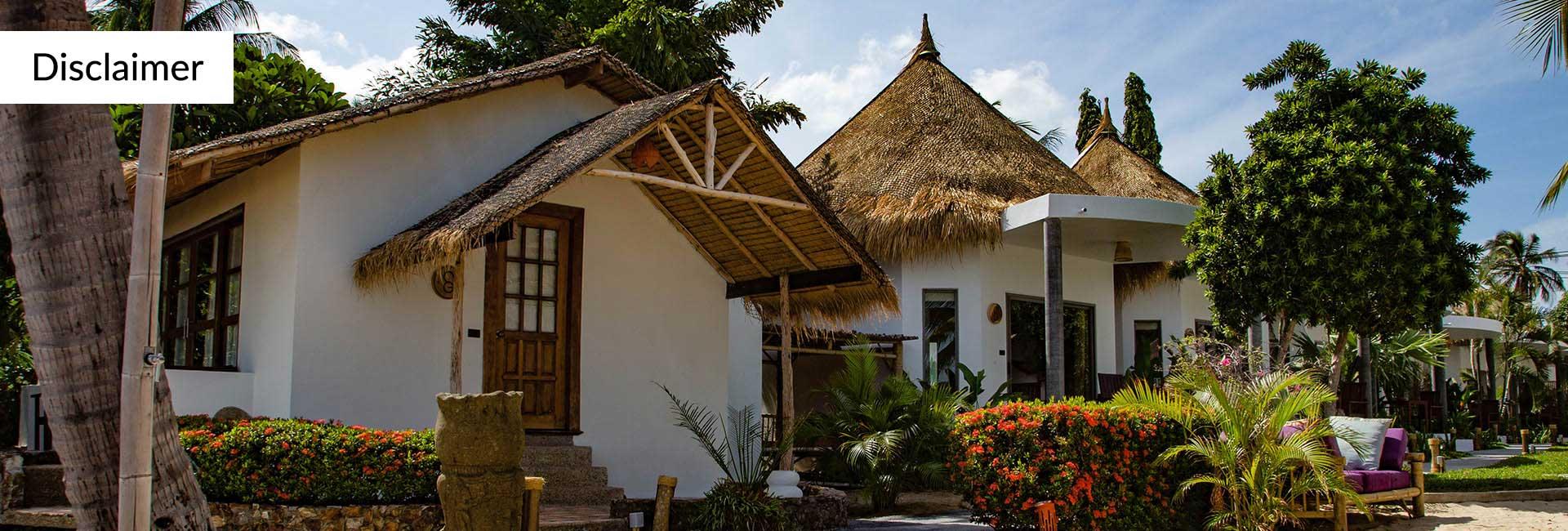 Secret Garden Beach Resort & Restaurant, Koh Samui, Thailand