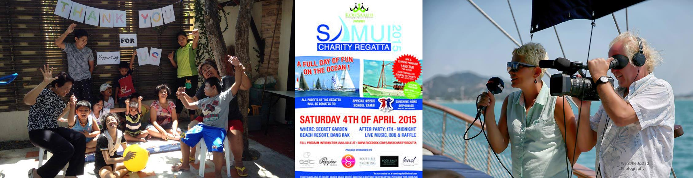 Charity Events at Secret Garden Beach Resort