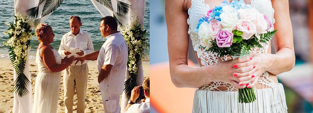 Weddings at Secret Garden Beach Resort